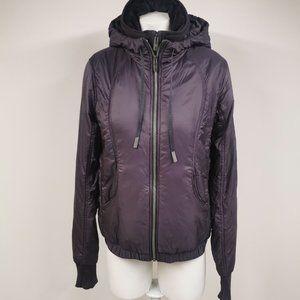 Lululemon Scuba Jacket Glyde Boysenberry Fleece